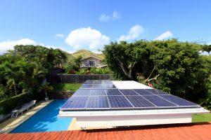 استخر خورشیدی آرانیرو