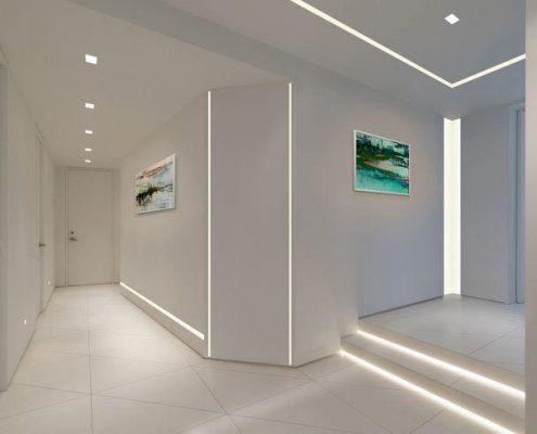 پروژه کنترل روشنایی هوشمند