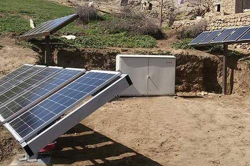 پنل خورشیدی آرانیرو