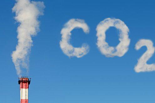 کاهش انتشار کربن با برق خورشیدی