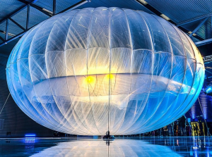 balloon 300x223 - تولید برق از انرژی خورشید بر فراز ابرها