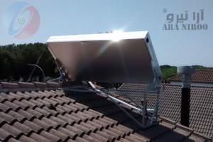 آبگرمکن خورشیدی آرانیرو