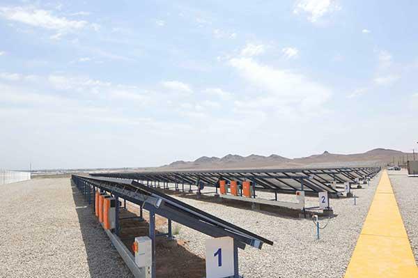 نیروگاه-خورشیدی-ملارد-2