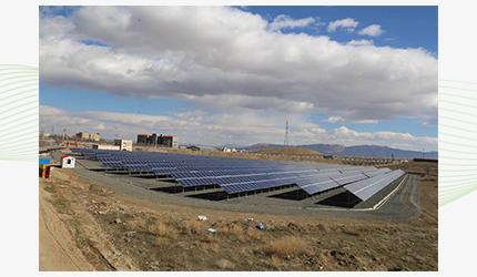 01 - پروژه های انجام شده در زمینه مدیریت انرژی