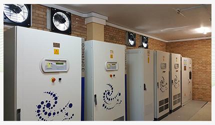 06 - پروژه های انجام شده در زمینه مدیریت انرژی