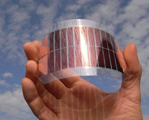 سلول خورشیدی آلی