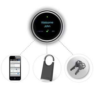کنترل تردد و قفل هوشمند
