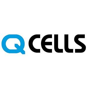 Logo Q CELLS logo - پنل خورشیدی-آرانیرو نماینده رسمی پنل خورشیدی