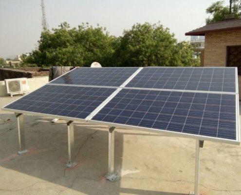برق خورشیدی یک کیلو وات