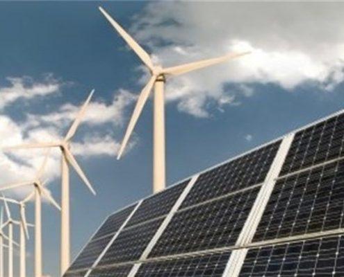 توربین بادی و پنل خورشیدی آرانیرو 495x400 - مقالات توربین بادی