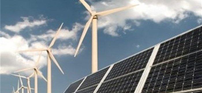 توربین بادی و پنل خورشیدی-آرانیرو