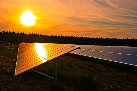 حرارت خورشیدی