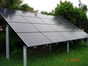 نیروگاه خورشیدی ترکیبی