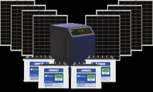 نیروگاه خورشیدی خاموش 2 کیلو وات 300x180 - نیروگاه خورشیدی خاموش 2 کیلو وات