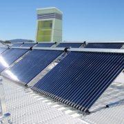 آبگرم کن خورشیدی -آبگرمکن خورشیدی
