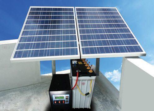 اینورتر خورشیدی-آرانیرو