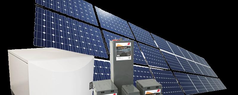 اینورتر خورشیدی