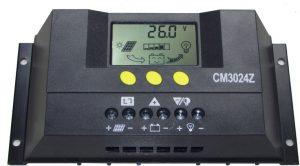 کنترل کننده شارژ خورشیدی 300x166 - کنترل کننده شارژ خورشیدی