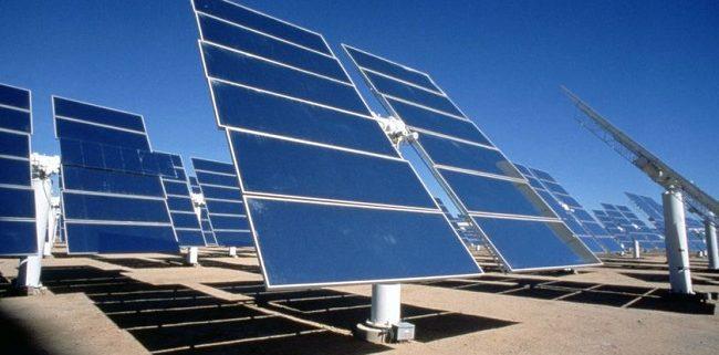 Solar Power1 650x321 - تولید الکتریسیته