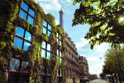 سیاست محیط زیست - سقف سبز فرانسه