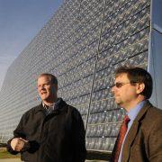 فناوری جدید پنل خورشیدی در پایگاه نیروی هوایی ROBINS