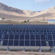 چشم انداز انرژی خورشیدی در ایران