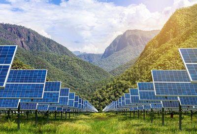 آمار کلیدی نیروگاه خورشیدی