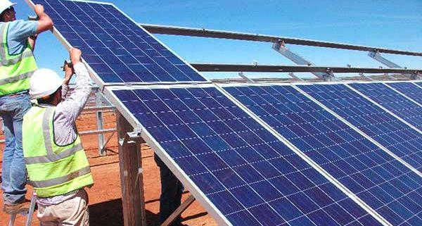 احداث-نیروگاه-خورشیدی