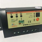 کنترل شارژر خورشیدی