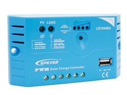 کنترل شارژر خورشیدی PWM