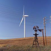 ظرفیت توربین های بادی