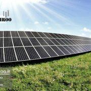 نیروگاه خورشیدی با کیفیت با گارانتی در بازار ایران
