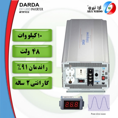 10kW Darda