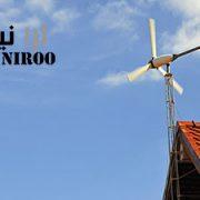 آموزش ساخت توربین بادی کوچک و قابل حمل