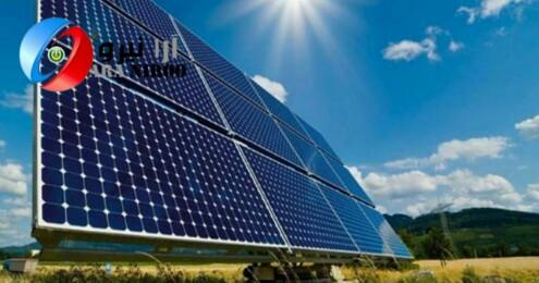 نیروگاه خورشیدی - ساخت نیروگاه خورشیدی در دانشگاه شهید مدنی آذربایجان
