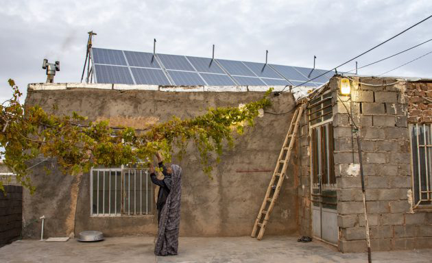 پنل خورشیدی-5