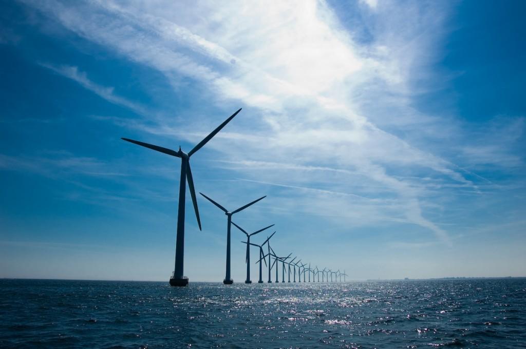 افزایش توربینهای بادی دریایی - سر گذشت و آیندهی نیروگاه های بادی