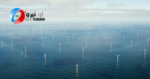 تامین انرژی میلیون ها خانه با مزرعه بادی وسط اقیانوس