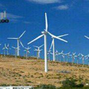 قزوین قطب نیروگاه بادی ایران شد