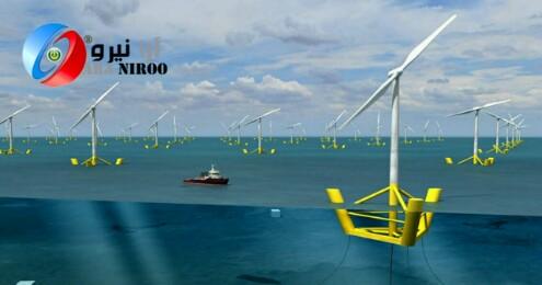 ساخت توربین بادی یکی از مهم ترین پیشرفت های علم مهندسی است