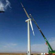 تولید انرژی بادی با ظرفیت ۲۵ گیگاوات در تگزاس