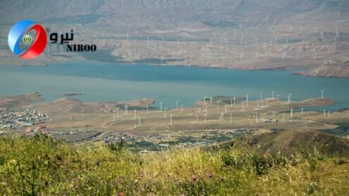 شرح توربین بادی در شهرستان منجیل1 - شرح توربین بادی در شهرستان منجیل