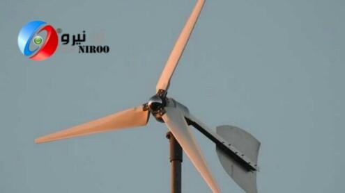 نیروگاه بادی در آمریکا