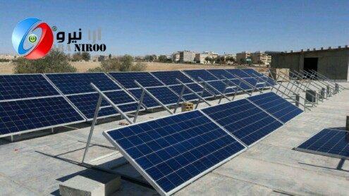 احداث 150 نیروگاه خورشیدی در شهرستان چهارمحال و بختیاری 495x278 - راهکار های شستشوی برای پنل خورشیدی