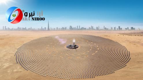 نیروگاه خورشیدی ۱۳٫۶ میلیارد دلاری در بیابانهای دبی 2 - نیروگاه خورشیدی در بیابانهای دبی