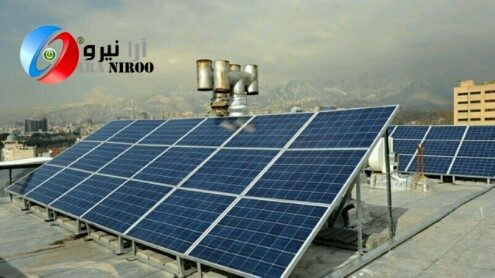 ۱۵۰ نیروگاه خورشیدی در روستاهای چهارمحال و بختیاری