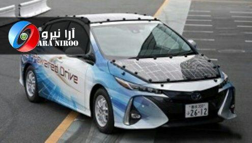 خودرو خورشیدی خاموش نشدنی
