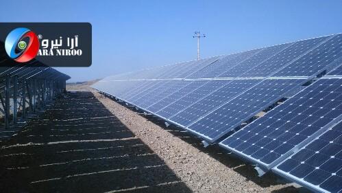 نیروگاه خورشیدی و افزایش سرمایه گذاری در خراسان رضوی