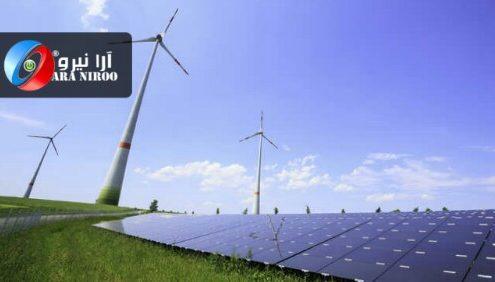 نیروگاه های تجدیدپذیر مانع پخش گاز های سمی شدن