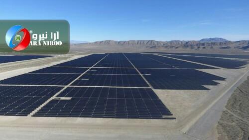 احداث نیروگاه برق خورشیدی در لامرد - ایجاد هزاران نیروگاه تجدیدپذیر در کرمان